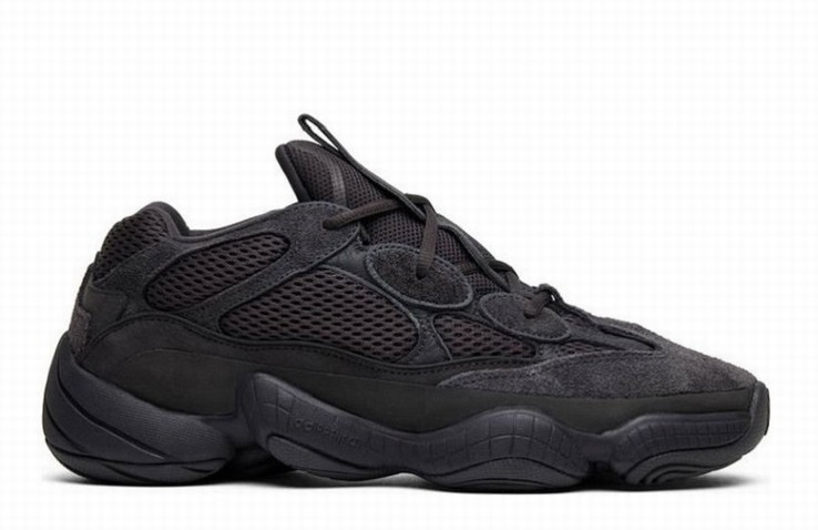 fd55fb5d860 Fake Yeezy 'Utility Black' for Sale, Best Replica Yeezys Desert Rat ...